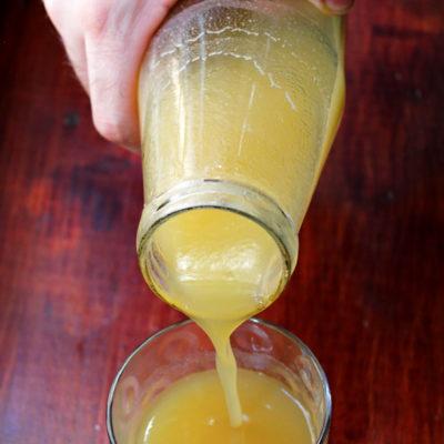 Homemade: il succo di frutta