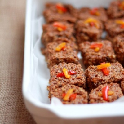 Torta al cioccolato, nocciole e peperoni – La 65° Sagra del Peperone a Carmagnola