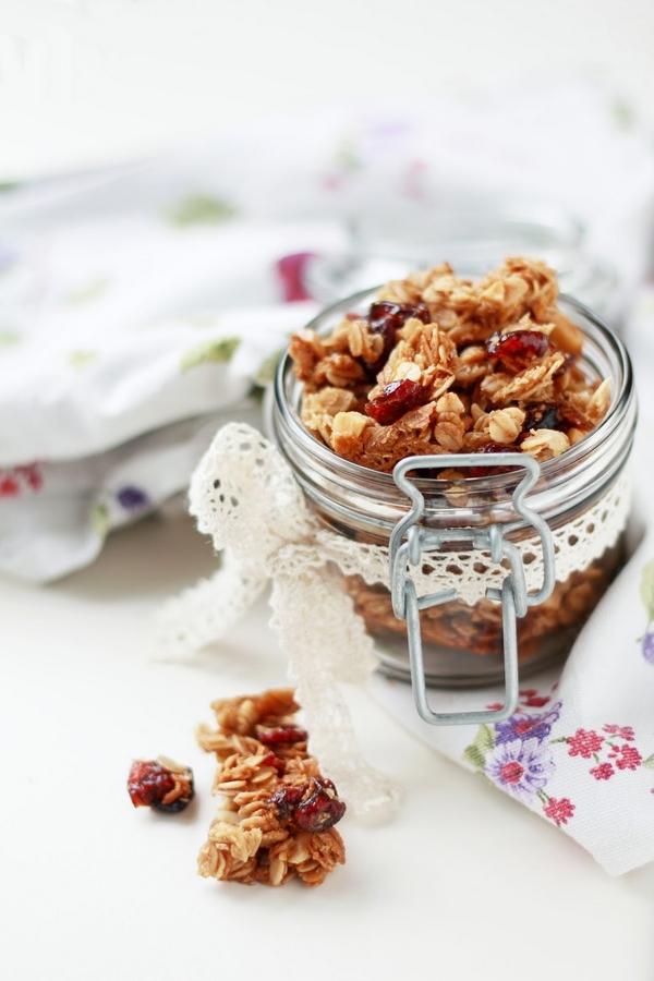 granola muesli homemade