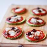 pizzette di zucchine asiago olive 2