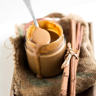 Confettura di caffèlatte, miele e cannella