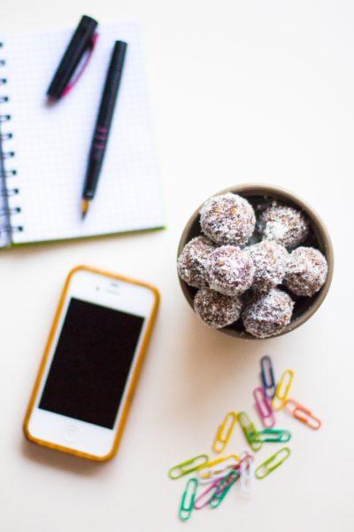 Energy balls (7 cose che ho imparato da settembre e perché ci vogliono le palle)