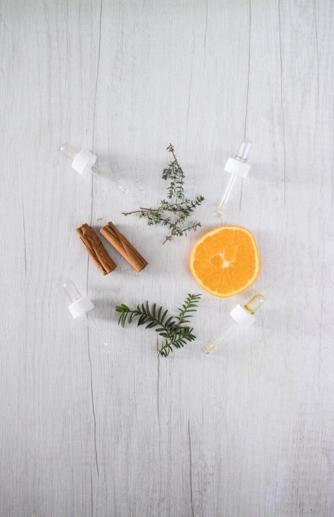 Oli essenziali da utilizzare durante l'inverno