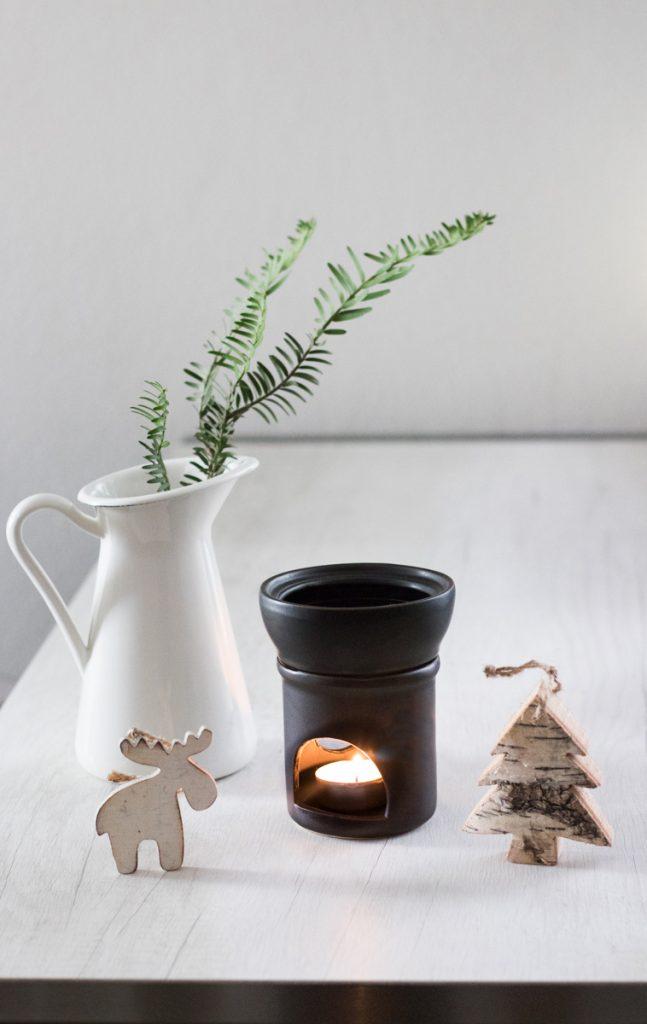 Oli essenziali da utilizzare durante l'inverno nel diffusore di essenze